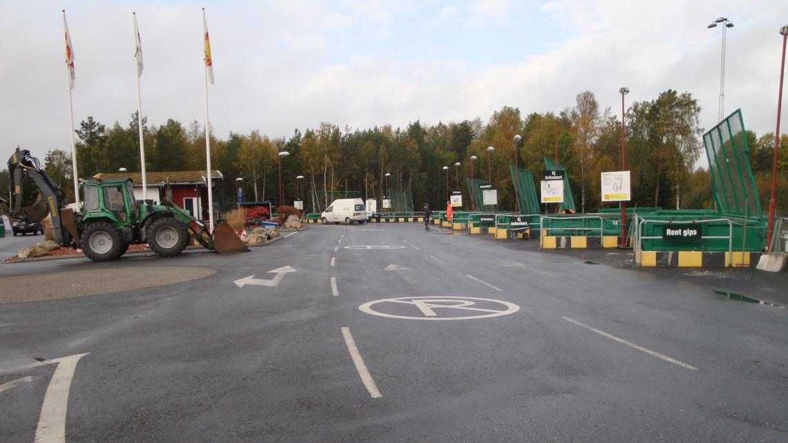 Skra mtesplatser p Hagby ngar och Tullbackagrden